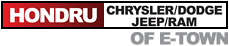 Chrysler Dodge Jeep RAM of Elizabethtown logo