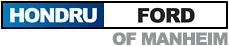 Ford of Manheim logo