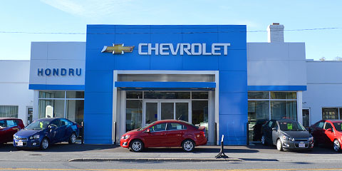 Chevrolet of Manheim location