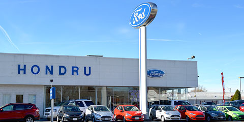 Ford of Manheim location